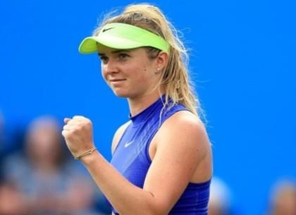 Харьковская теннисистка уверенно вышла в финал турнира во Франции