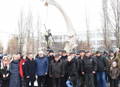 691 ликвидатора аварии и членов семей ликвидаторов, погибших на ЧАЭС,  чествовали сегодня в самом большом районе Харькова