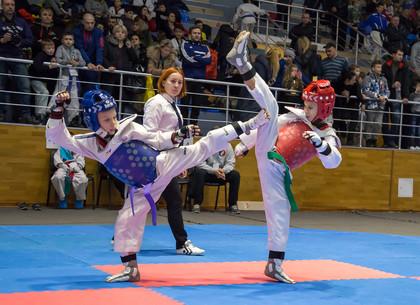 В Харькове состоялся турнир по тхеквондо «Дети Украины»