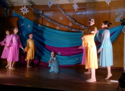 Детей льготных категорий поздравили с Днем святого Николая