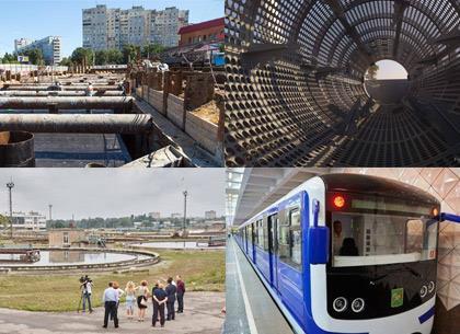 Геннадий Кернес и Петр Порошенко сделали Харьков городом-эталоном