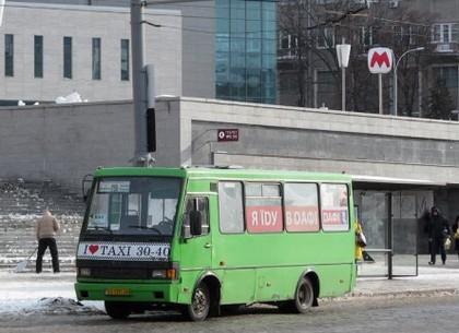 Автобус №215 курсирует по измененному маршруту