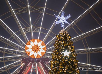 Новый год в парке Горького: программа