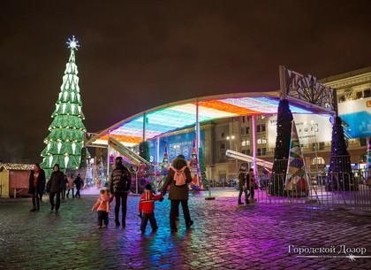 Новогодний прогноз погоды в Харькове