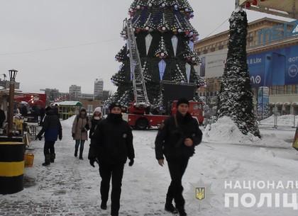 В Новый год полиции жаловались на фейерверки и пьяные компании