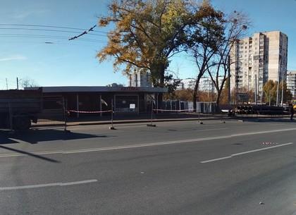 Остановку на перекрестке Валентиновской и Широнинцев перенесли до 1 мая