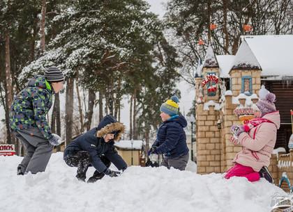 Рождественские каникулы в парке Горького: программа
