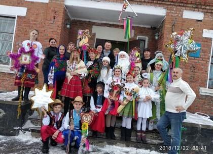 В центре Харькова завтра покажут праздничный вертеп