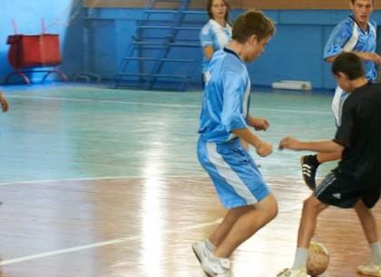 В Харькове прошли соревнования по футзалу на Кубок городского совета