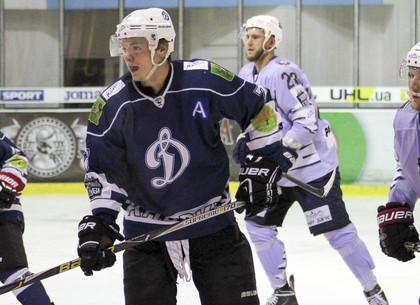 Хоккей. Ледяные волки рассыпались под ударами харьковских динамовцев