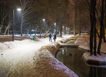 Зимний Саржин Яр, Харьков