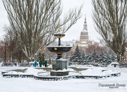 Прогноз погоды и магнитных бурь в Харькове на понедельник, 14 января