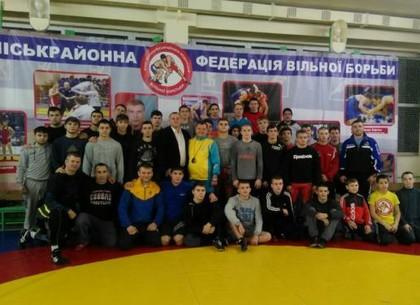 Под Харковом - Всеукраинские тренировочные сборы по вольной борьбе