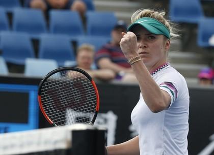 Теннис. Свитолина пробилась в третий круг Australian Open (ВИДЕО, Обновлено)