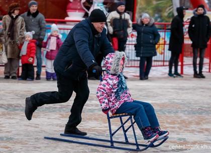 Крещенские выходные в парке Горького: программа
