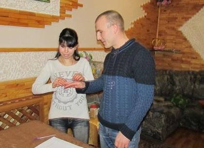 В харьковской тюрьме сыграли свадьбу (ФОТО)