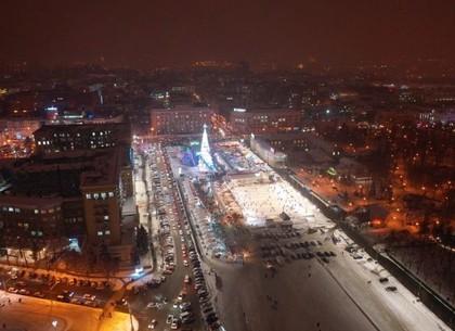 Геннадий Кернес: Харьковчан ждут новые креативные локации и украшения города