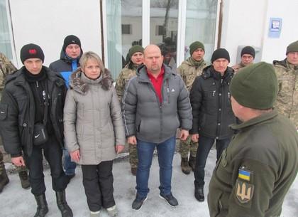 Две сотни харьковчан пополнили ряды Вооруженных Сил по контракту