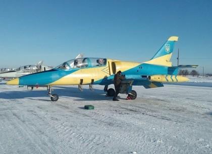 Командиров университета Воздушных Сил проверили на летное мастерство (ФОТО)