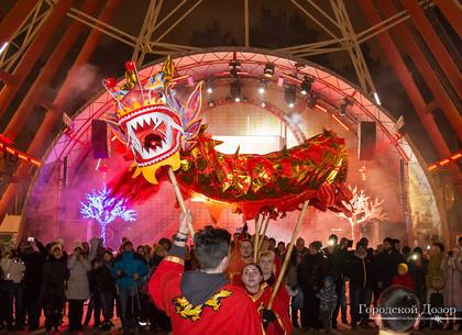 Восточный новый год в парке Горького: программа