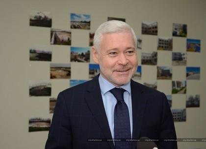 Игорь Терехов: Когда мы установим новую иллюминацию, ночной Харьков заиграет новыми красками