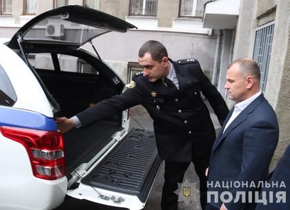 Автопарк харьковских взрывотехников пополнился современным автомобилем (ФОТО)