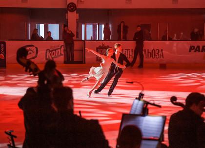В Харькове показали «Симфонию льда»