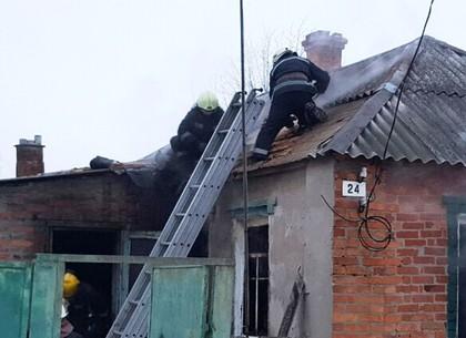 83-летняя женщина погибла в пожаре (ФОТО)
