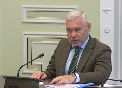 Игорь Терехов провел совещание с представителями крупных строительных компаний