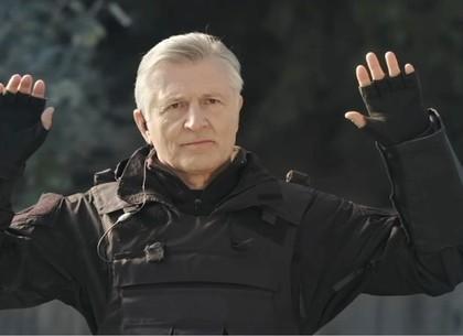 Станислав Боклан о премьере сериала на «Интере»: «Мне хотелось на старости лет поиграть в войнушку»