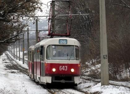 Три дня по улице Шевченко не будут ходить трамваи