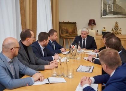Игорь Терехов: В Харькове появится служба такси европейского уровня