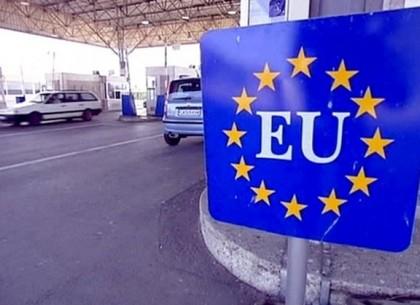 Европа усложнила правила безвизового въезда для украинцев