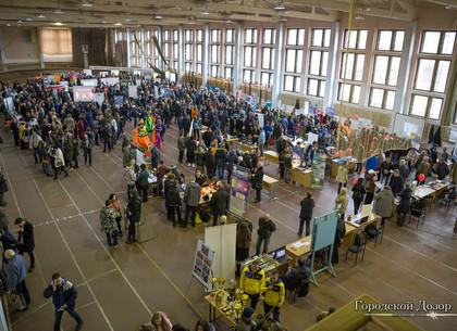 Веселый фестиваль науки пройдет в День открытых дверей НТУ ХПИ