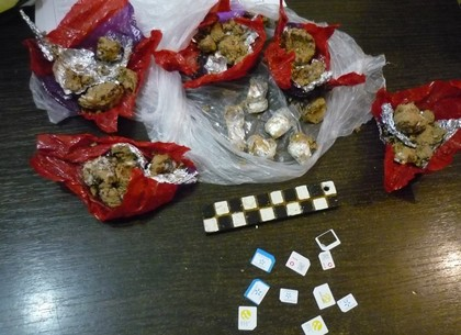 Сидельцы не смогли полакомиться конфетками с наркотой (ФОТО)