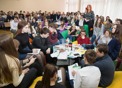 В Харькове решили помочь старшеклассникам определиться с будущим