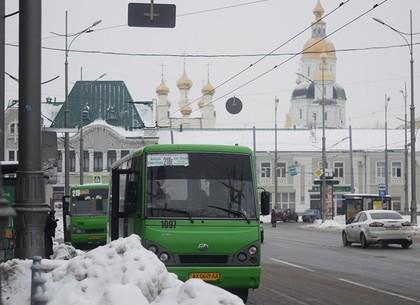 Услугами пассажирского автотранспорта в Харькове и области за прошлый год воспользовались более 103 млн. пассажиров