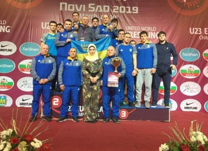 Адлан Батаев завоевал «бронзу» чемпионата Европы