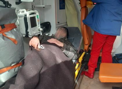 Сотрудники ГСЧС спасли троицу рыбаков, провалившихся под лед (ФОТО)