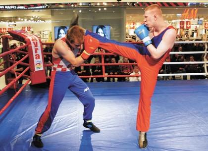 Харьковские боксеры признаны лучшими в Украине