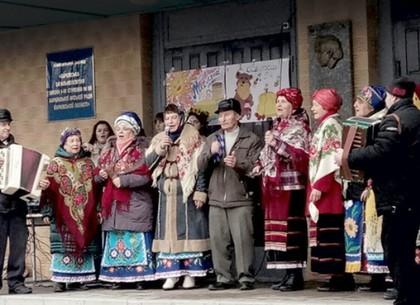 В Харькове отгуляли Масленицу