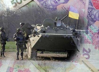 Харьковчане увеличили отчисления на армию