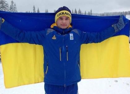 Золото и серебро собрали харьковские биатлонисты на Чемпионате Украины