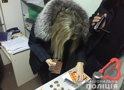 Полицейские Харькова прокомментировали обнаружение аптеки, в которой незаконно продавали наркосодержащие лекарственные средства