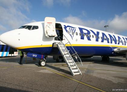 Ryanair может зайти в Харьков
