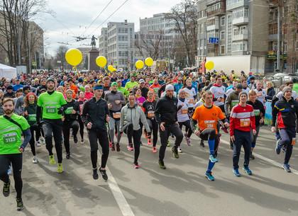 Как проходил полумарафон в Харькове (ФОТО)