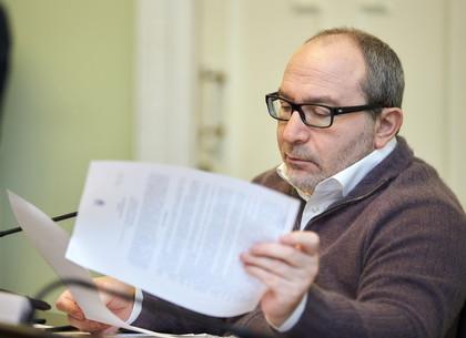Геннадий Кернес планирует увеличить количество личных и выездных приемов в этом году
