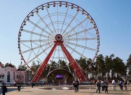 Игорь Терехов: Все делается для того, чтобы парк радовал харьковчан и гостей города