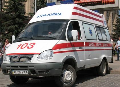 В Харькове женщина в состоянии клинической смерти застряла в лифте