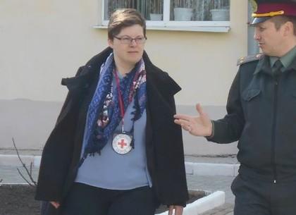 Красный крест провел инспекцию женской колонии в Харькове